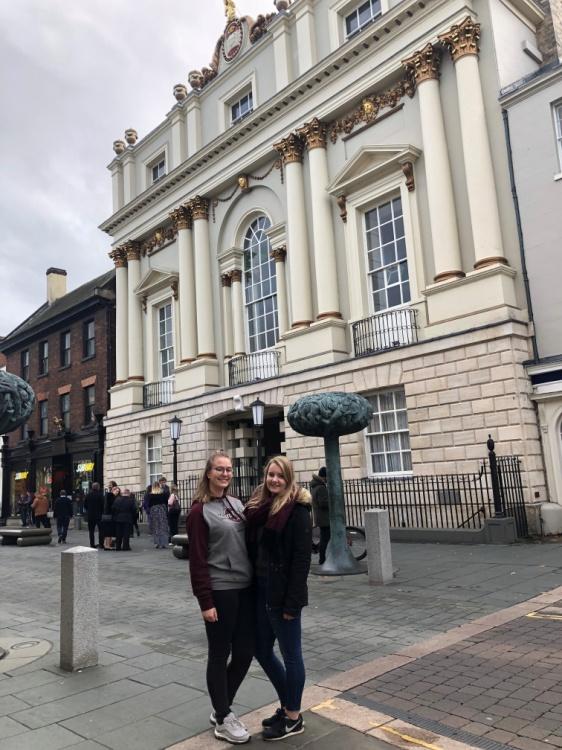 Internship in Doncaster, England